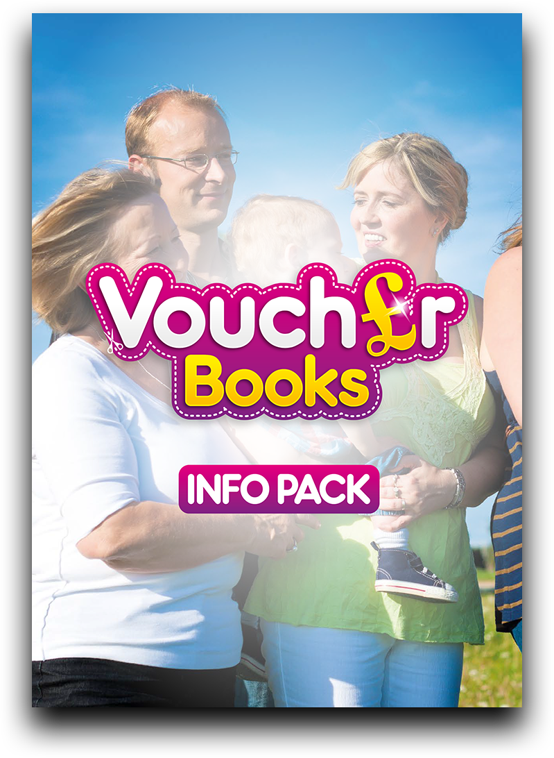 Voucher Books Info Pack cover
