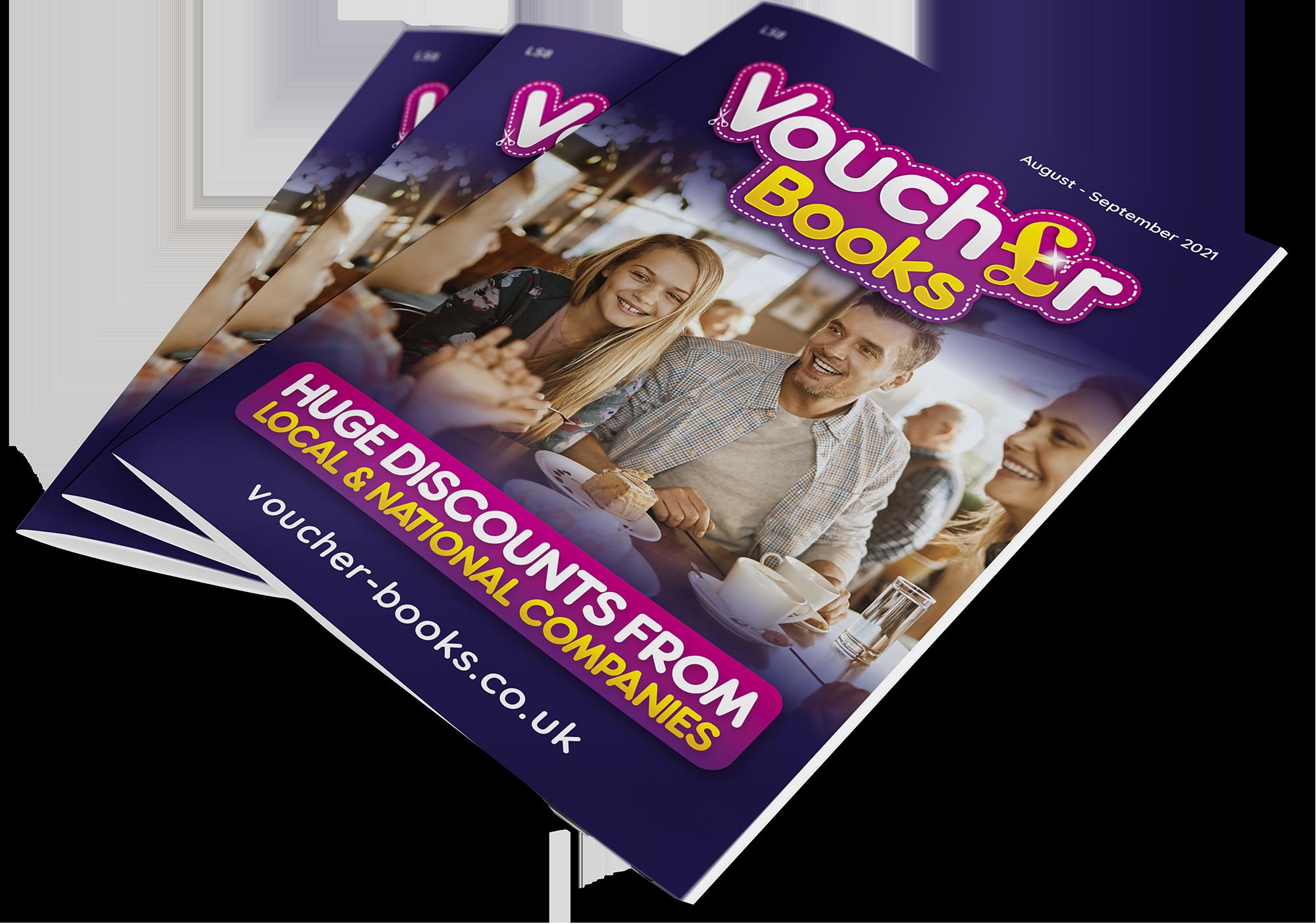 Voucher Books LS8 August September 2021