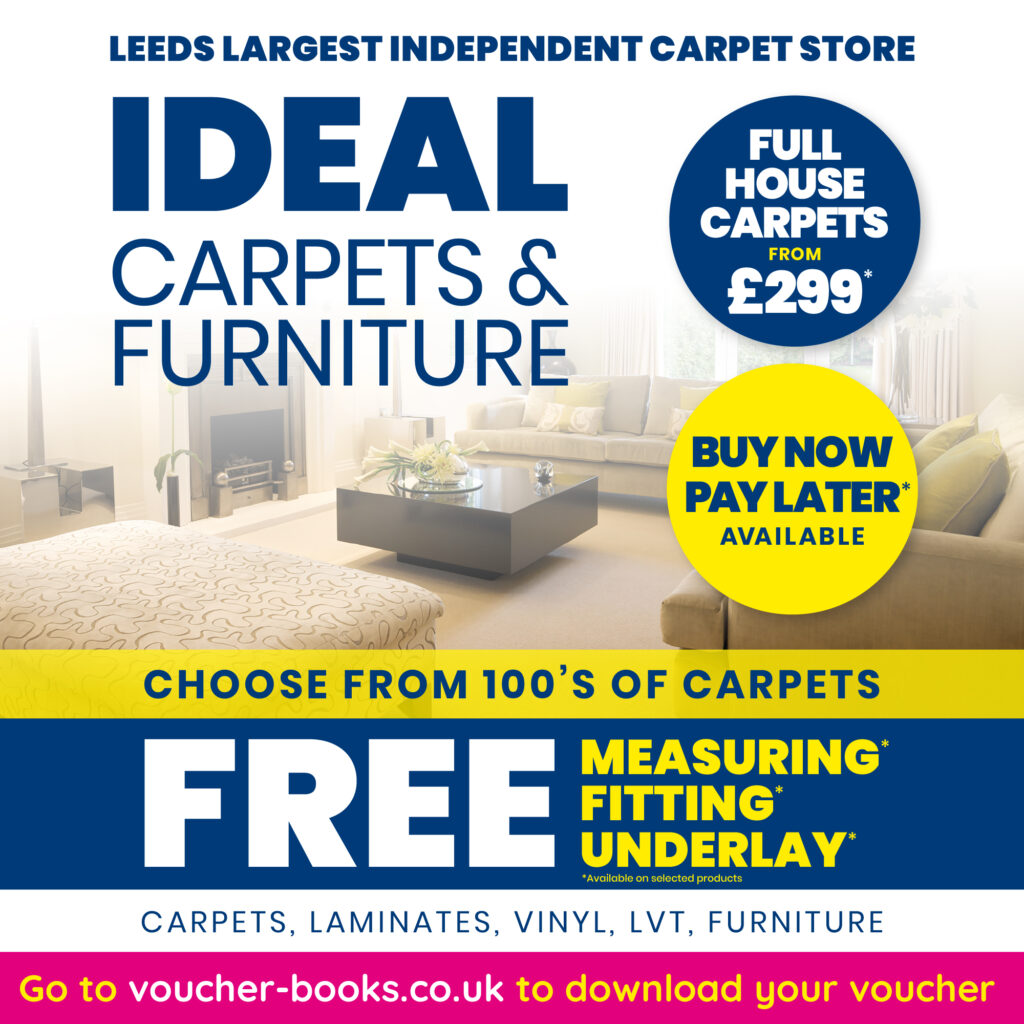 Ideal Carpets - LSAUG21