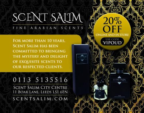 Scent Salim voucher