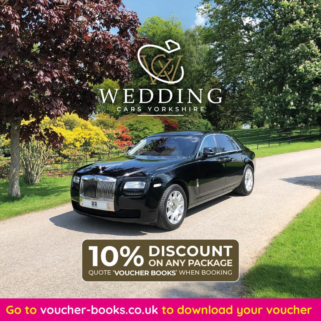 Weddings Cars Yorkshire - LSAUG21